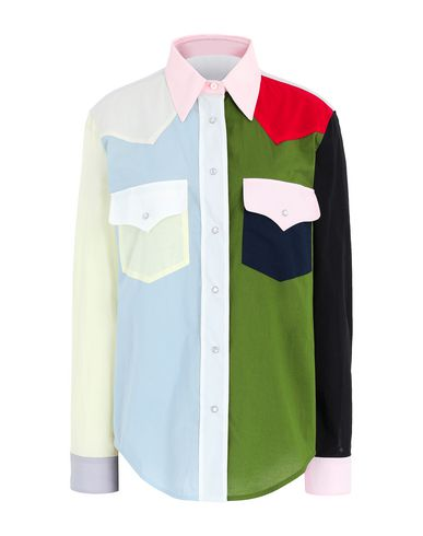 CALVIN KLEIN 205W39NYC - Patterned shirts & blouses