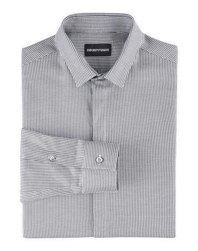 EMPORIO ARMANI - Patterned shirt