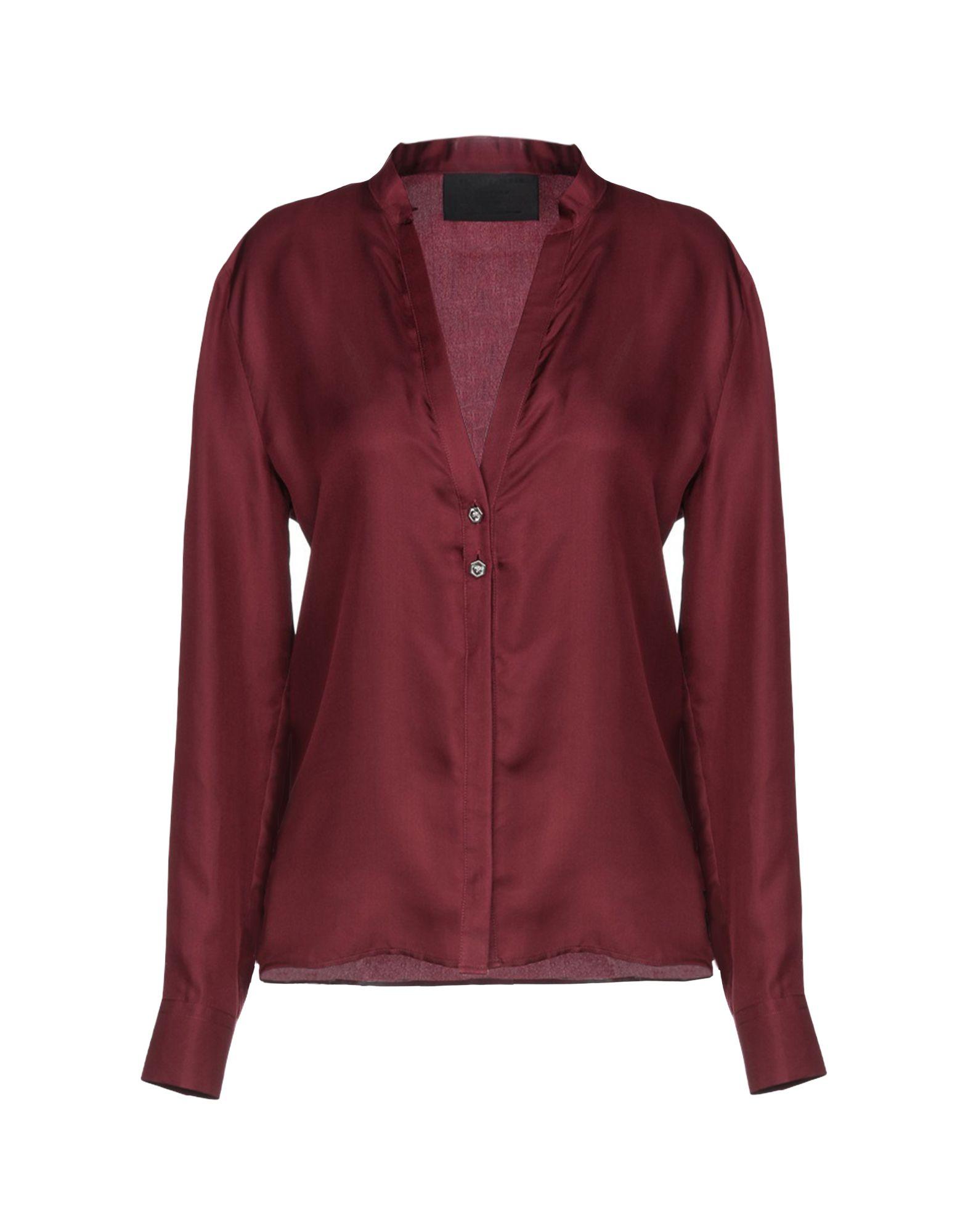 Camicie E bluse In Seta Philipp Plein donna donna - 38779139AF  Rabatte kaufen