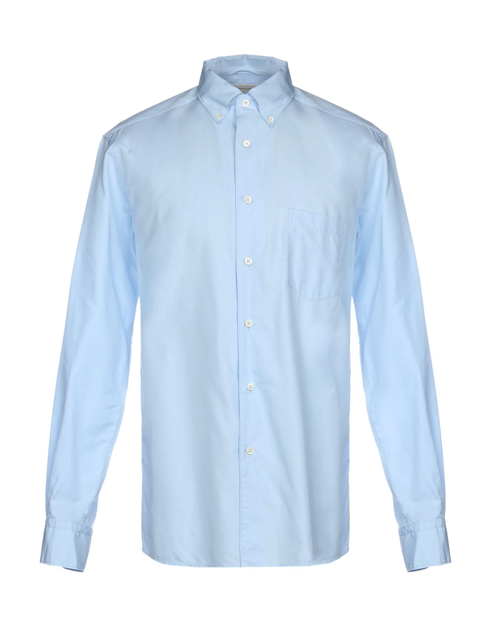 Camicia Tinta Unita Ermenegildo Zegna Uomo - Acquista online su YOOX ... df801ca2c16