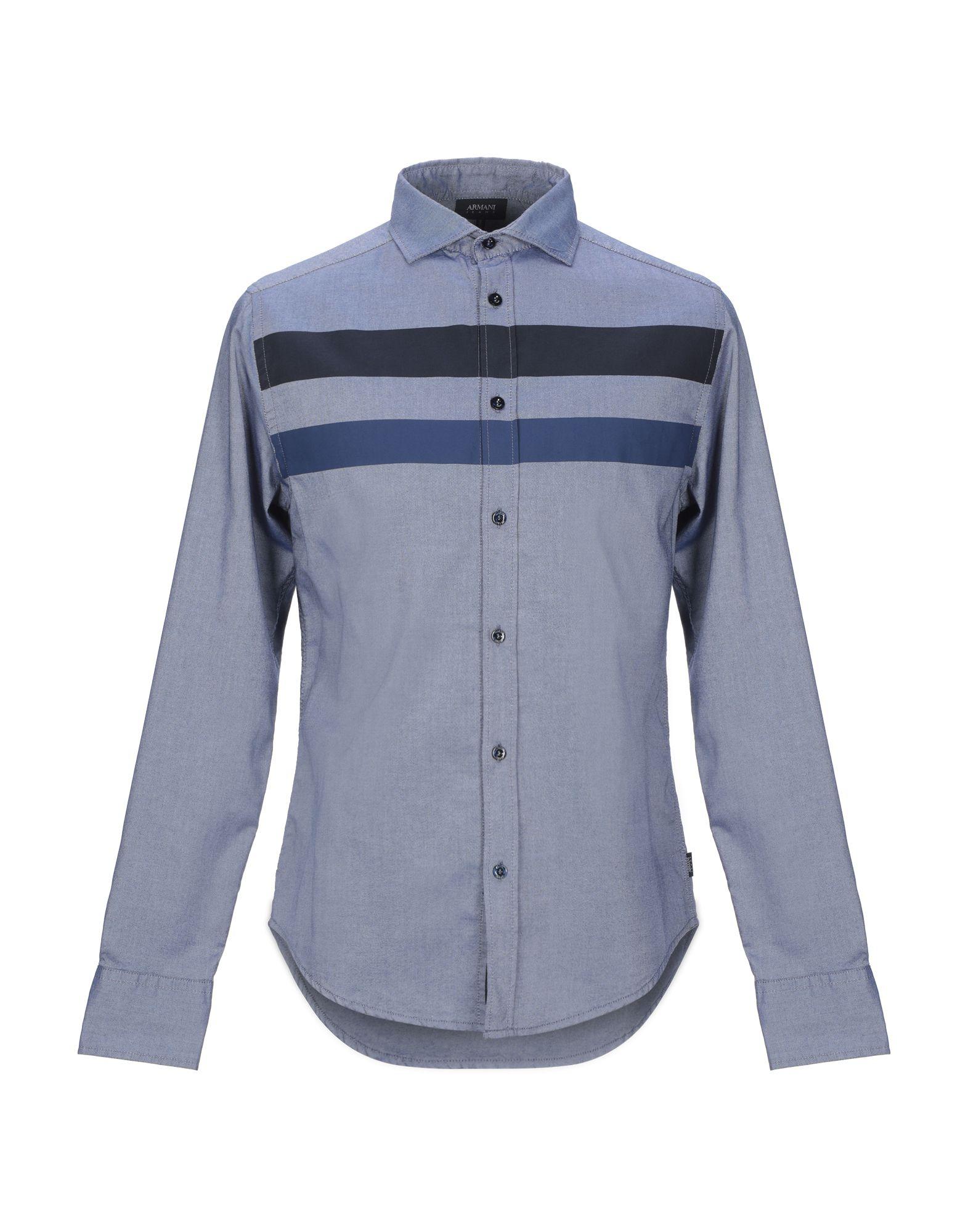 Camicia Camicia Camicia A Quadri Armani Jeans uomo - 38779385XC 66a