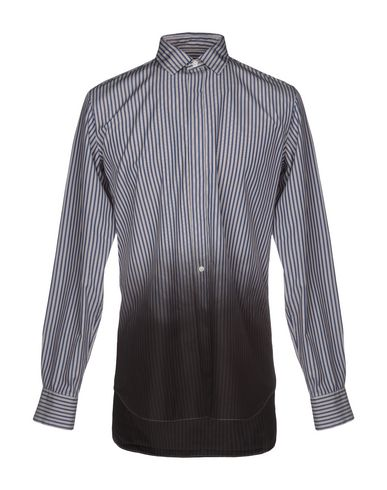 ANN DEMEULEMEESTER - Striped shirt
