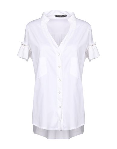 6a4994477b7bf6 Tricot Chic Solid Color Shirts & Blouses - Women Tricot Chic Solid ...