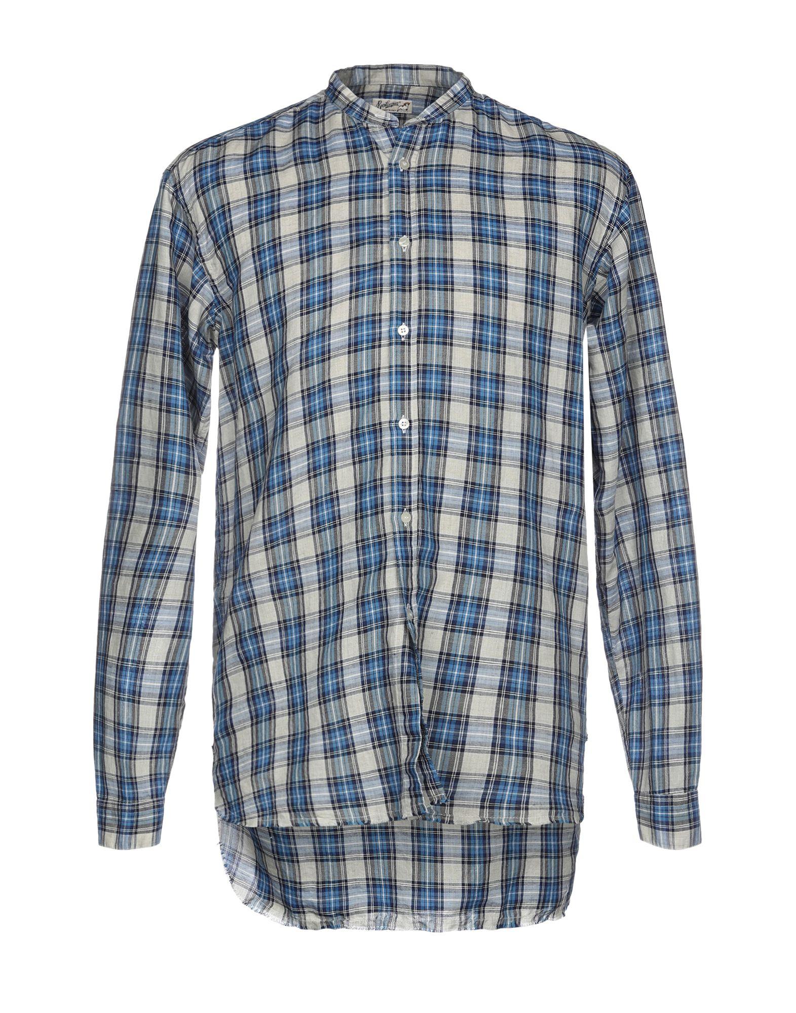 Camicia Camicia A Quadri Bevilacqua uomo - 38779865KM  Großhandel