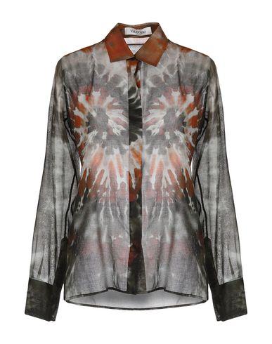 VALENTINO - Camisas y blusas estampadas