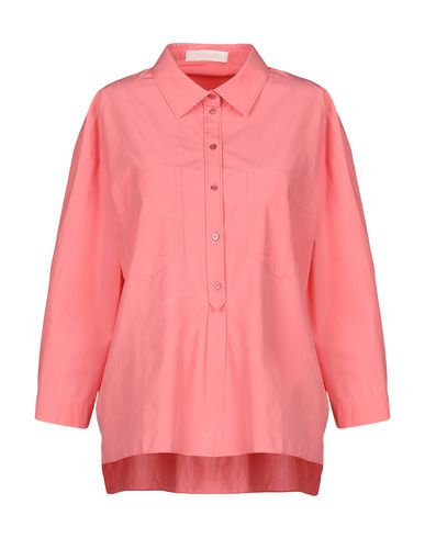 c3962b06 Cedric Charlier Solid Color Shirts & Blouses - Women Cedric Charlier ...