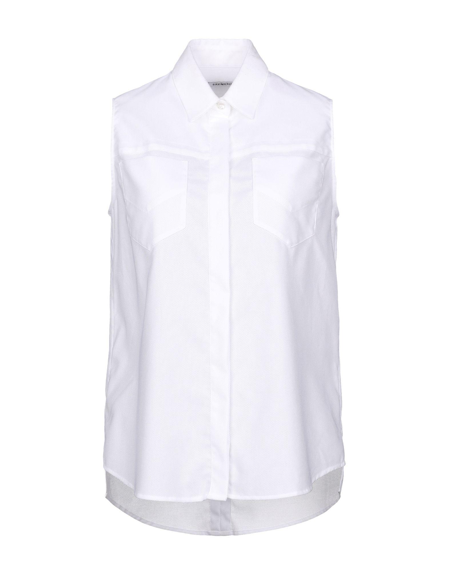 Camicie E Blause Tinta Unita Bikkembergs damen - 38781632HQ
