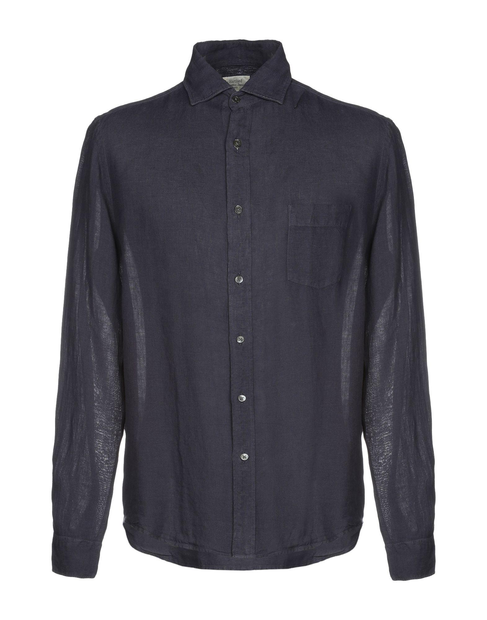 Camicia In Lino Hartford herren - 38781880HT