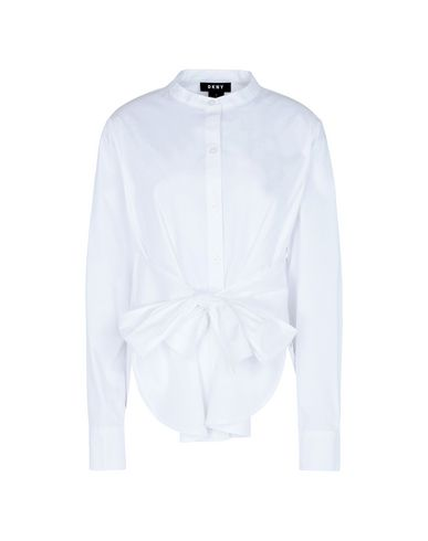 DKNY - Solid colour shirts & blouses