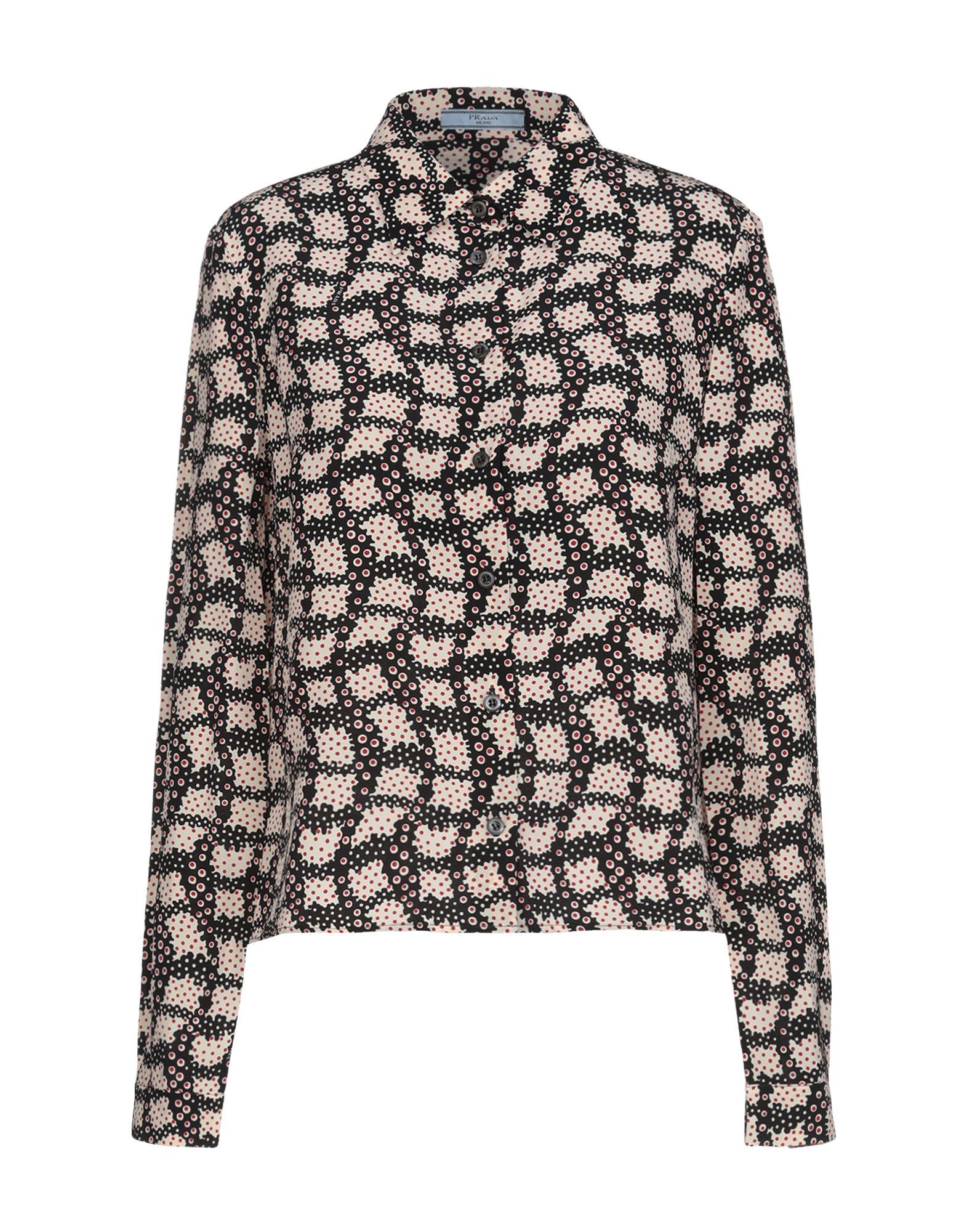 Camicie Camicie Camicie  E bluse Fantasia Prada donna - 38782147DF f7a
