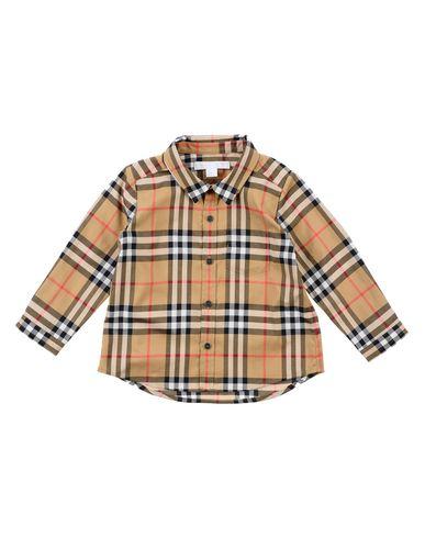 huge discount a4f7d bd3b4 BURBERRY Camicia fantasia - Camicie | YOOX.COM