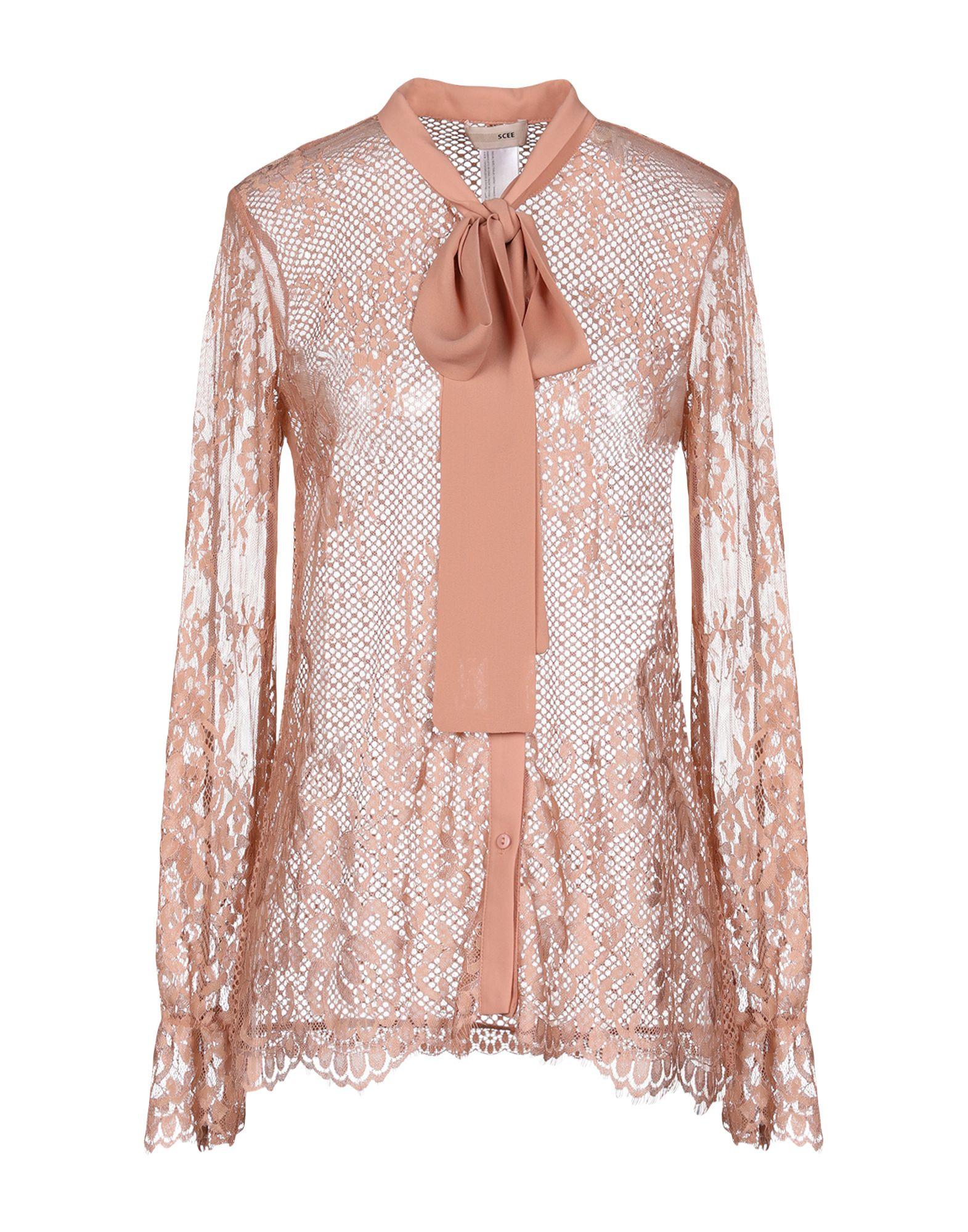 Camicie E bluse Con Fiocco Scee By Twinset Twinset donna - 38782193RA  bis zu 50% Rabatt