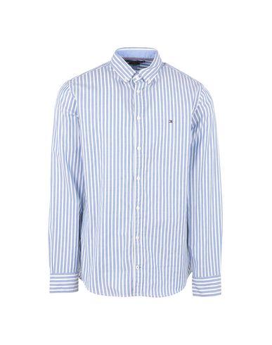 feba62d1 Tommy Hilfiger Striped Shirt - Men Tommy Hilfiger Striped Shirts ...