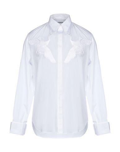 UMIT BENAN - Solid color shirt