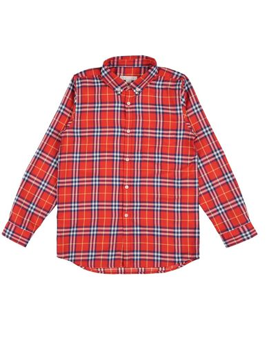 2260e9af Burberry Checked Shirt Boy 9-16 years online on YOOX Norway