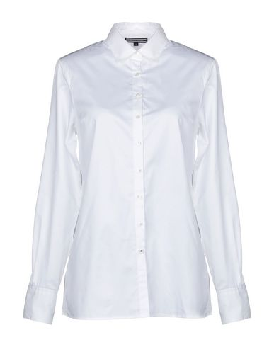 TOMMY HILFIGER - Solid color shirts & blouses