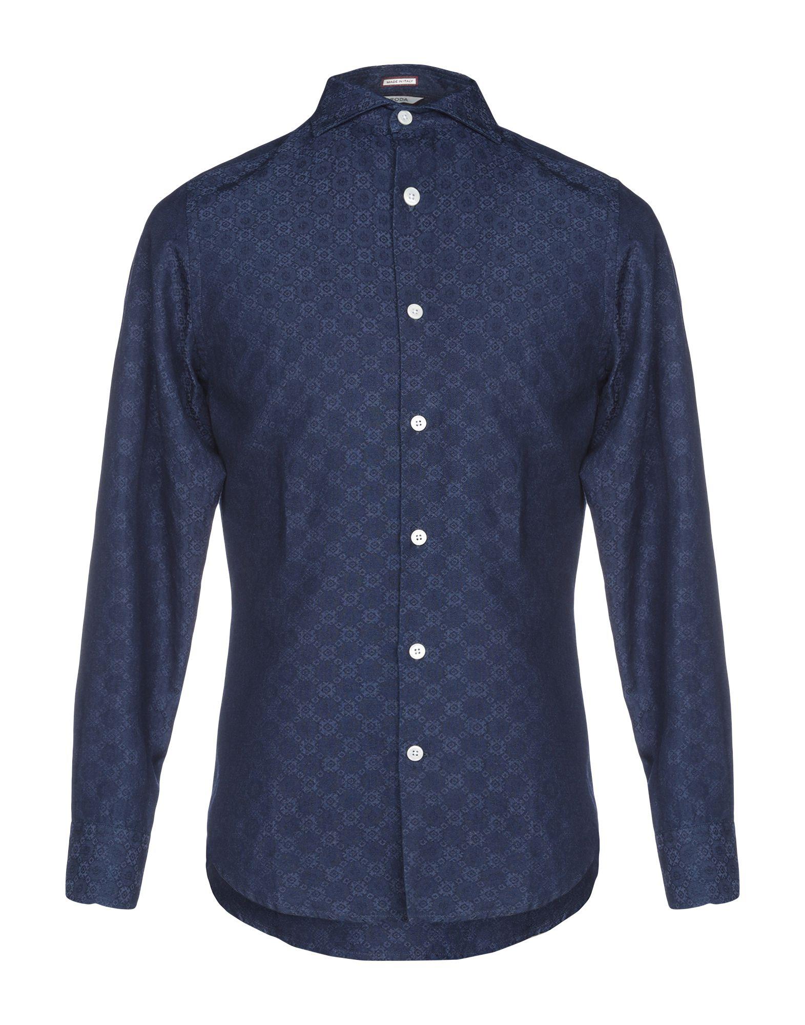 Camicia Tinta Unita Roda herren - 38784854GV