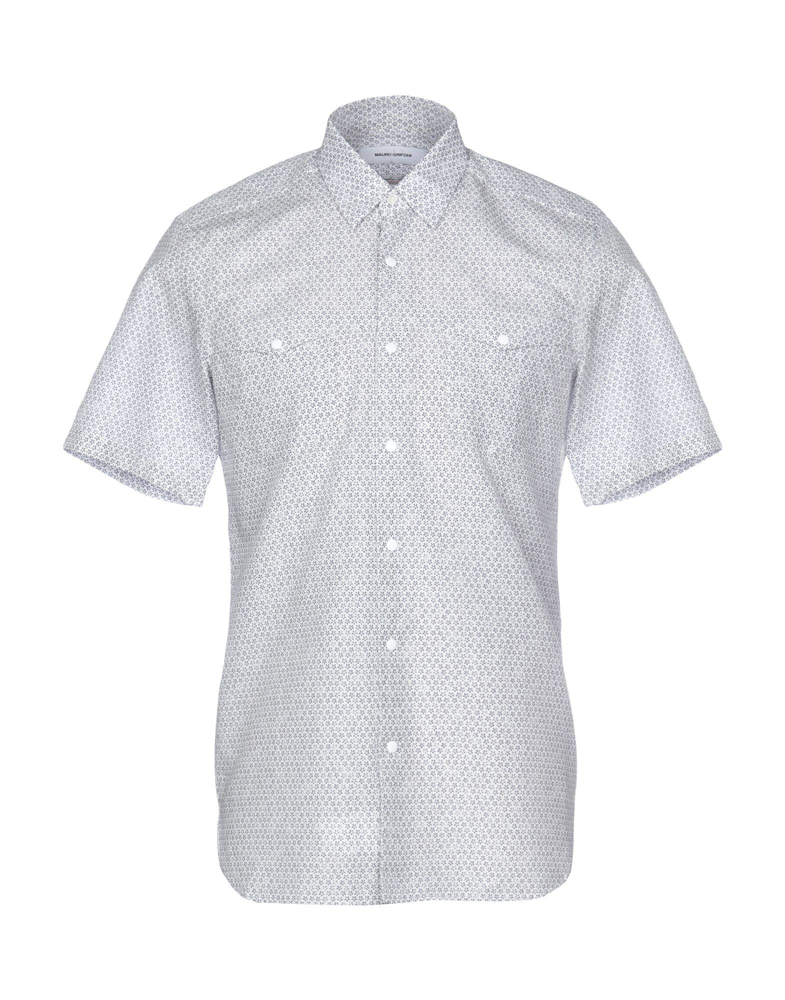Camicia Fantasia Mauro Grifoni herren - 38785409GF