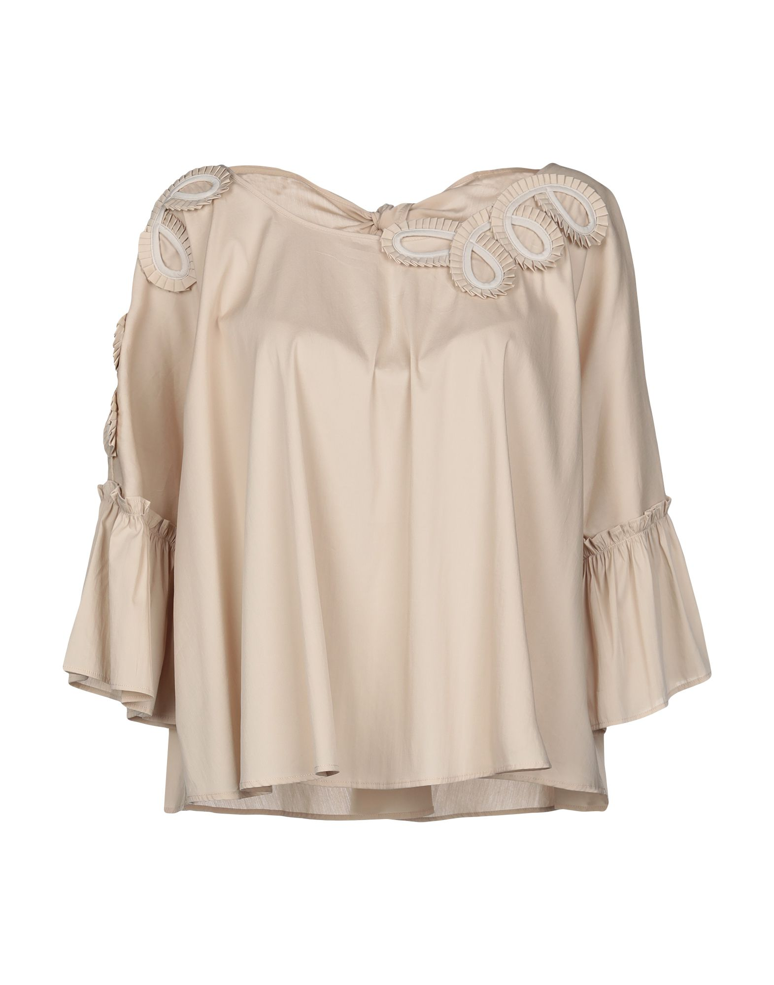 669e74c9e613ab Tricot Chic Blouse - Women Tricot Chic Blouses online on YOOX United ...
