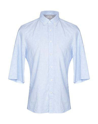 BRUNELLO CUCINELLI - Solid colour shirt