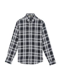 Carreaux Exchange Yoox Armani Chemises Homme À 57H7q6