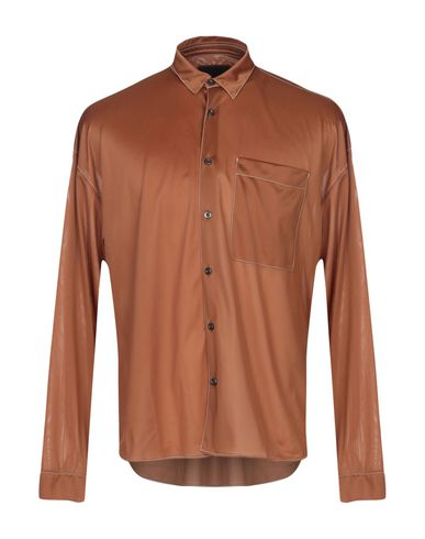 PRADA - Solid colour shirt