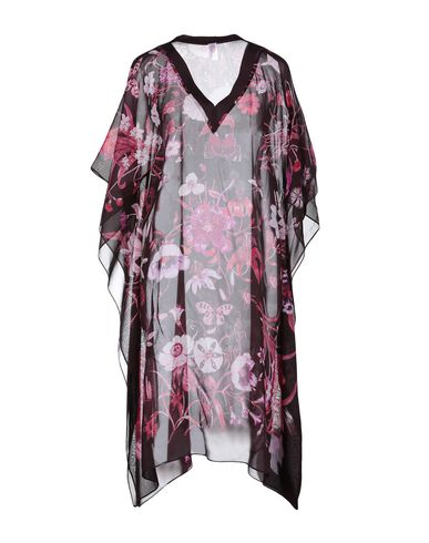 DIANORA SALVIATI Floral Shirts & Blouses in Deep Purple