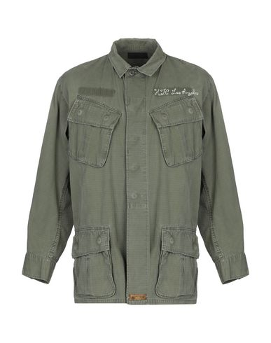 HTC Jacket in Military Green