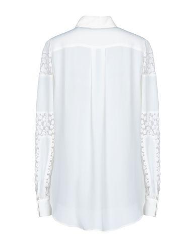 Unie Chemises Et De Piccione Couleur Chemisiers piccione Blanc 8qRYwTz