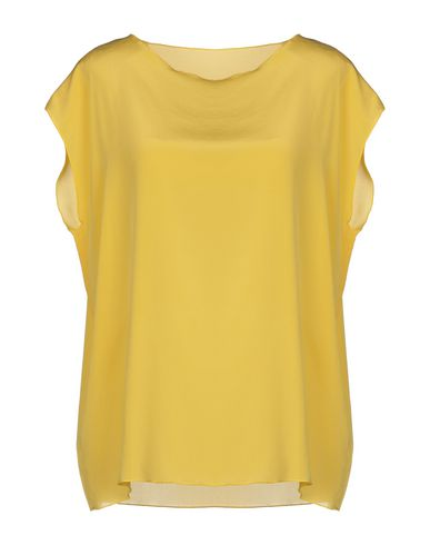 BASE Blouse in Yellow
