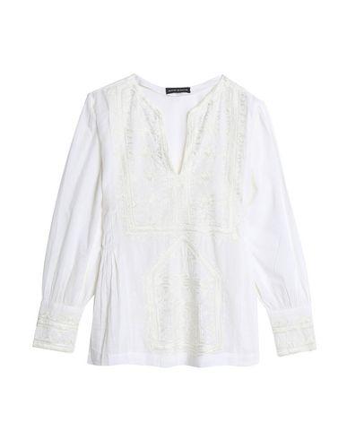 ANTIK BATIK Blouse in White