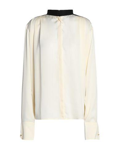 AMANDA WAKELEY Silk Shirts & Blouses in Ivory