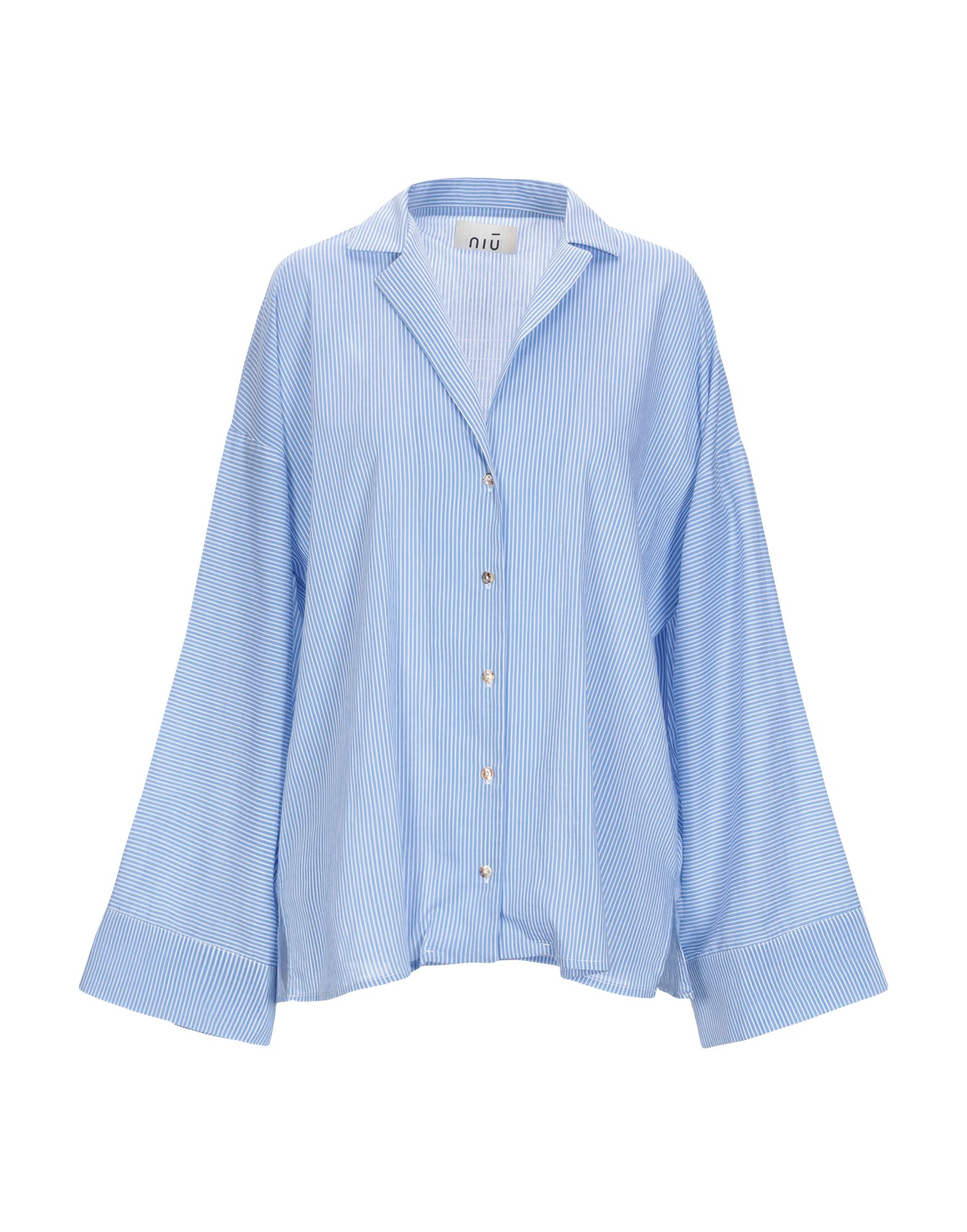 Camicia A Righe Niū damen - 38791225UK