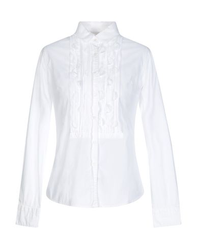 Coast Weber & Ahaus Solid Color Shirts & Blouses - Women Coast Weber & Ahaus Solid Color Shirts & Blouses online on YOOX United States - 38791615GP