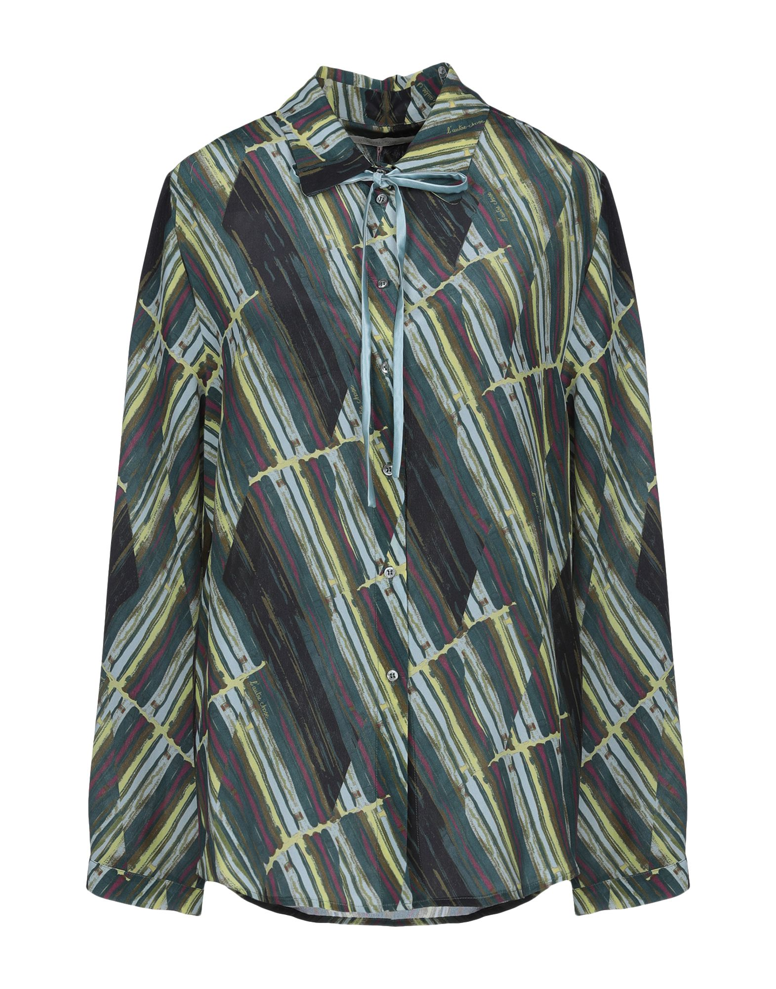 Camicia A A Righe L' Autre Chose donna - 38791811RI  Marke kaufen