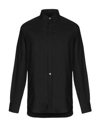 ANN DEMEULEMEESTER - Solid colour shirt
