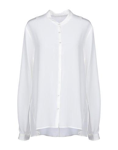 ROBERT FRIEDMAN Silk Shirts & Blouses in White