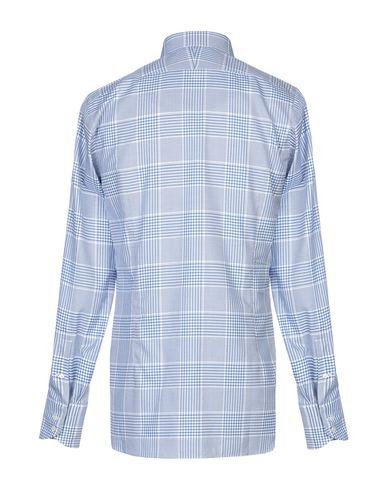 Tom Ford Shirt Men/'s 40 White  Cotton   Plain