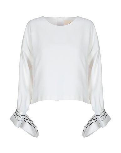 ELAIDI Blouse in White
