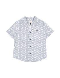 on sale 67bda f6ad0 Camicie bambino Armani Junior 3-8 anni - abbigliamento ...