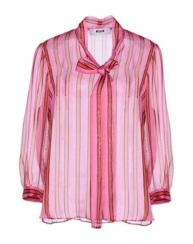 MSGM - Μεταξωτά πουκάμισα και μπλούζες