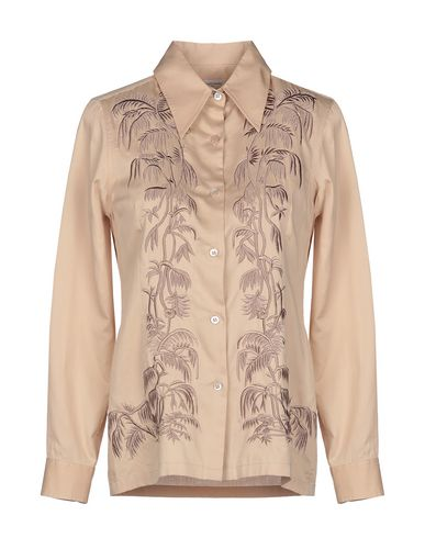DRIES VAN NOTEN - Solid color shirts & blouses