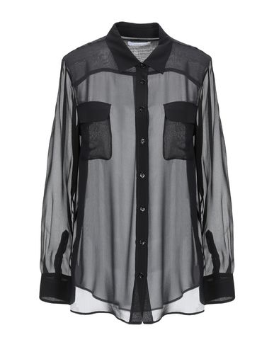 BAGUTTA Silk Shirts & Blouses in Black