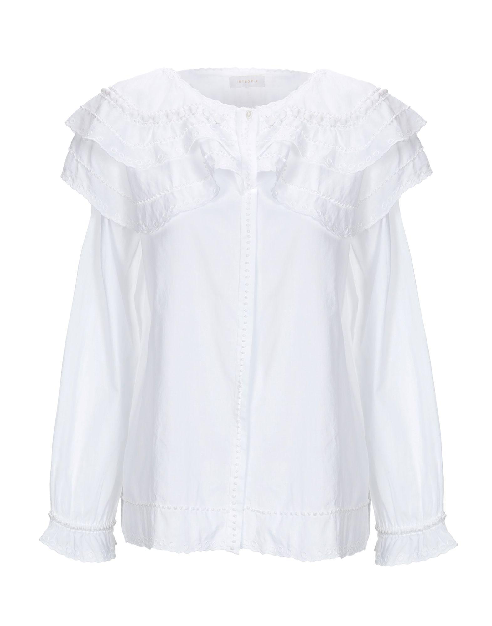 Camicie E bluse Tinta Unita Intropia Intropia Intropia donna - 38796198PH 726