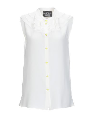 Boutique Moschino Silk Shirts & Blouses   Shirts by Boutique Moschino
