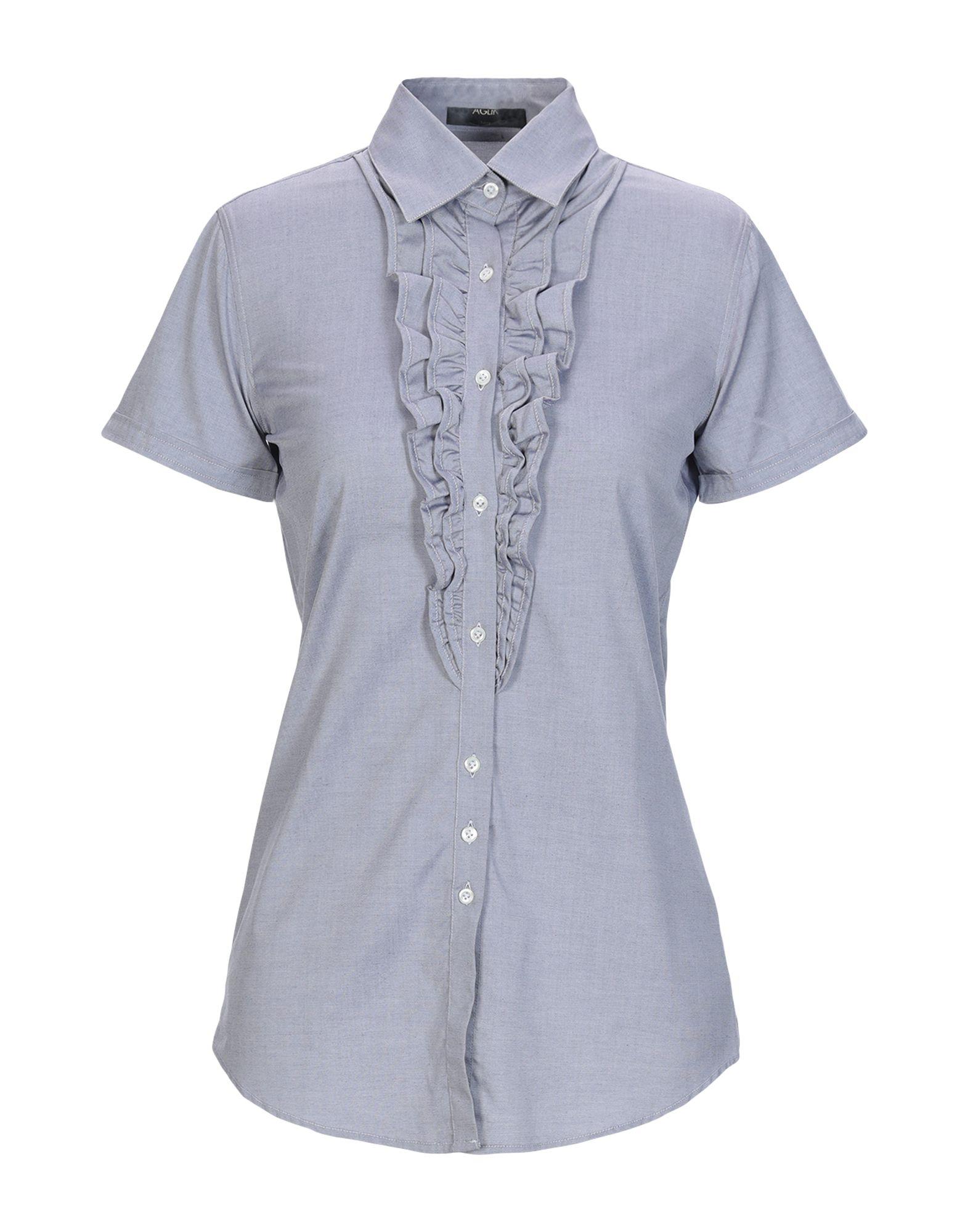 Camicie E Blause Tinta Unita Aglini damen - 38796967CA
