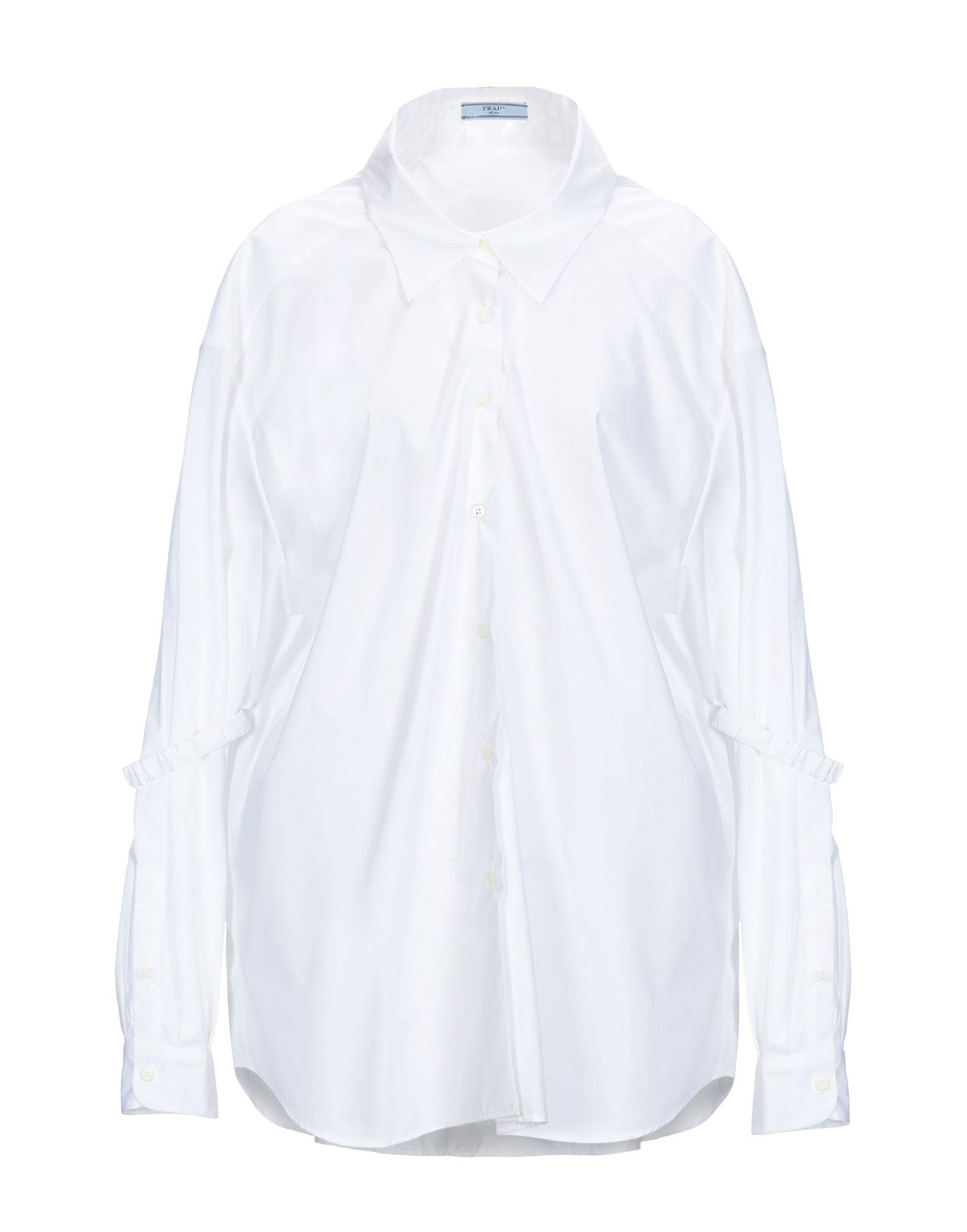 Camicie Camicie Camicie E bluse Tinta Unita Prada donna - 38797175MW aca