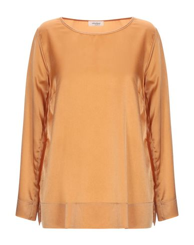 OTTOD'AME Blouse in Camel