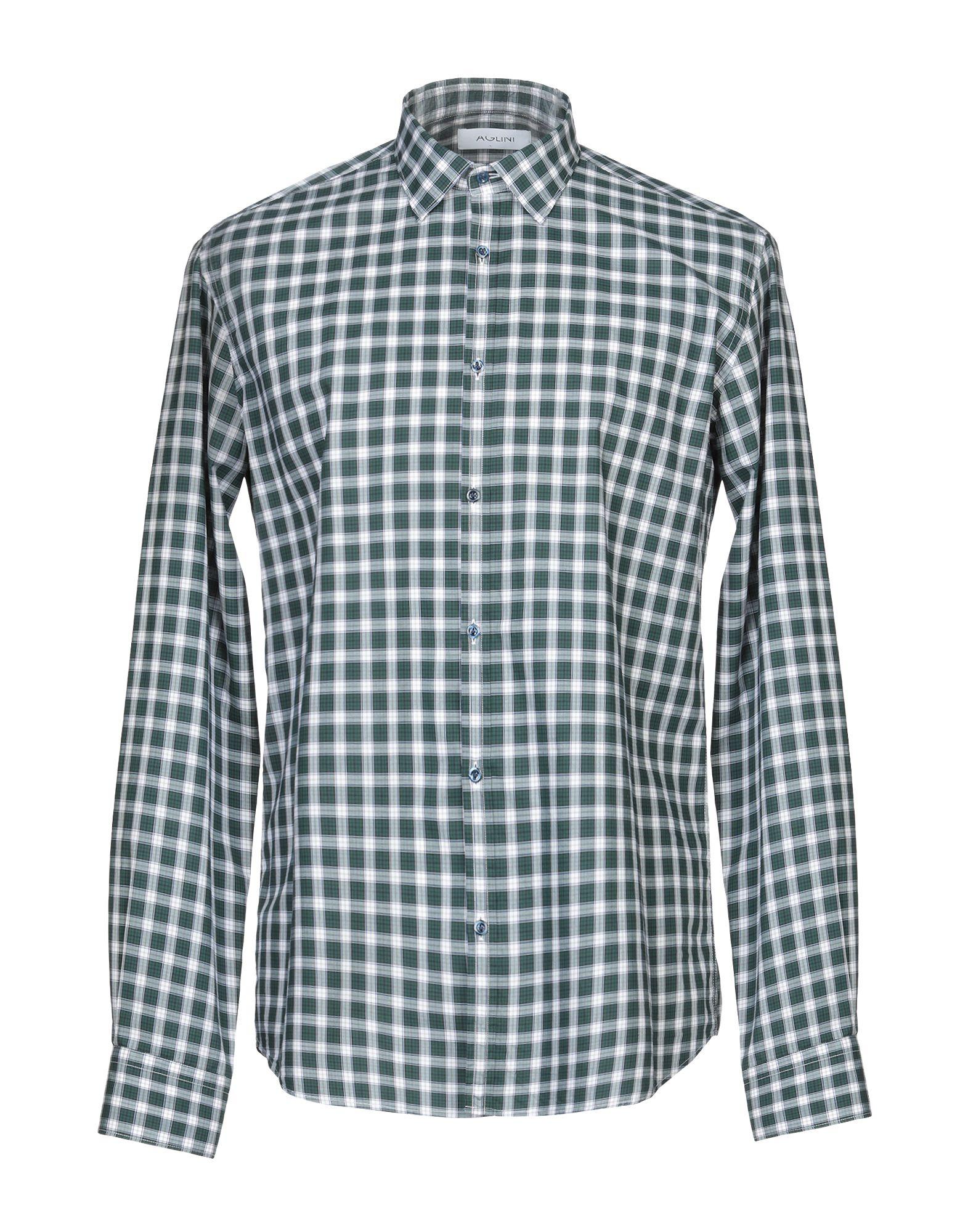 Camicia A Quadri Aglini herren - 38797502CK