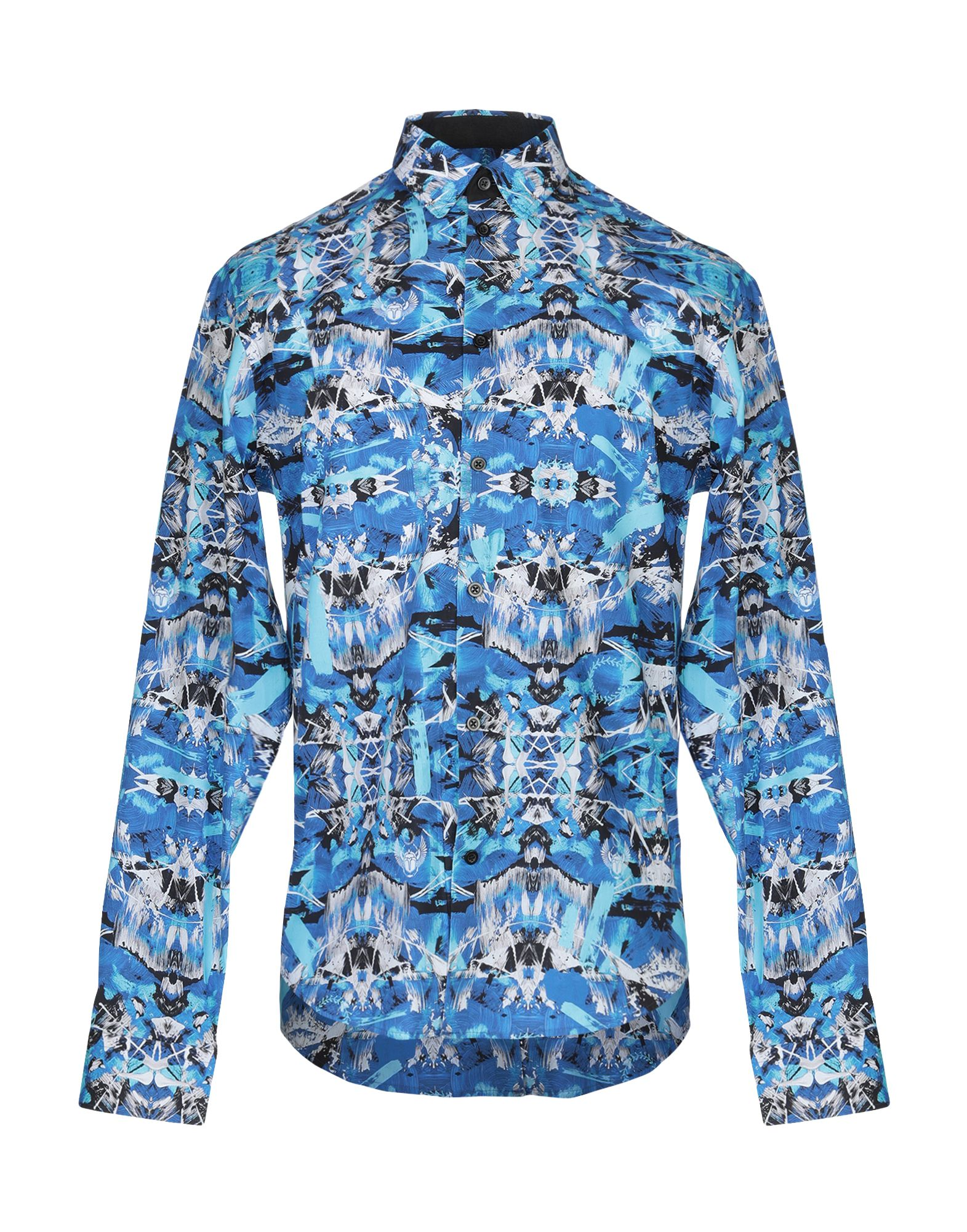 Camicia Camicia Fantasia Frankie Morello uomo - 38797694HE